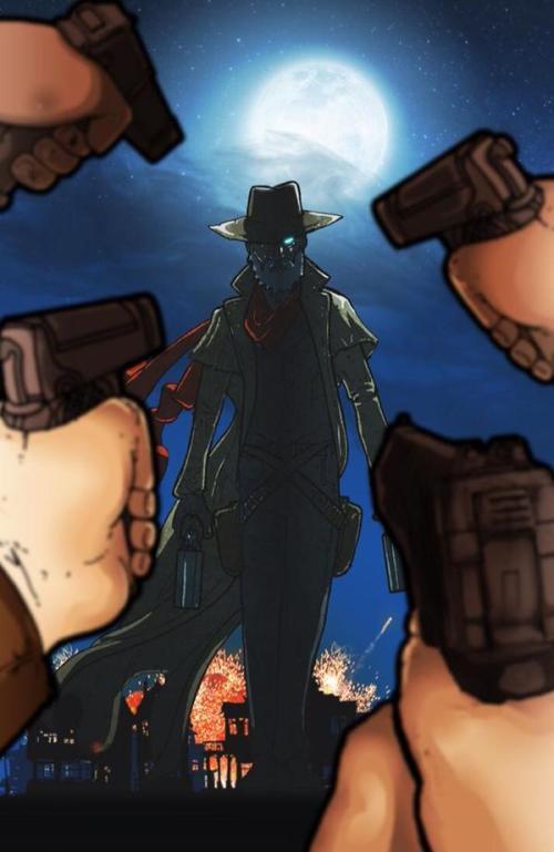 The Last Sheriff