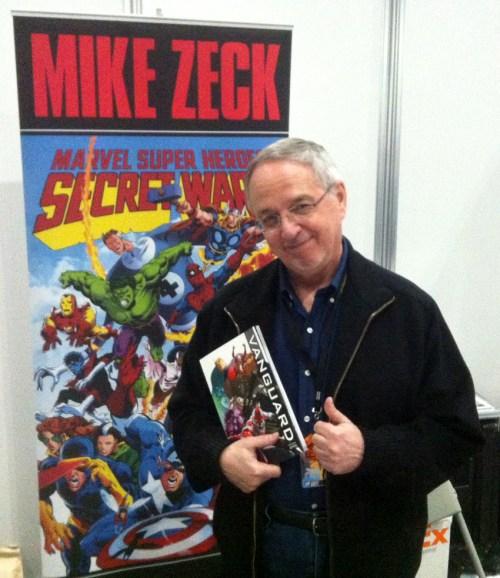 Mike Zeck Vanguard lscc