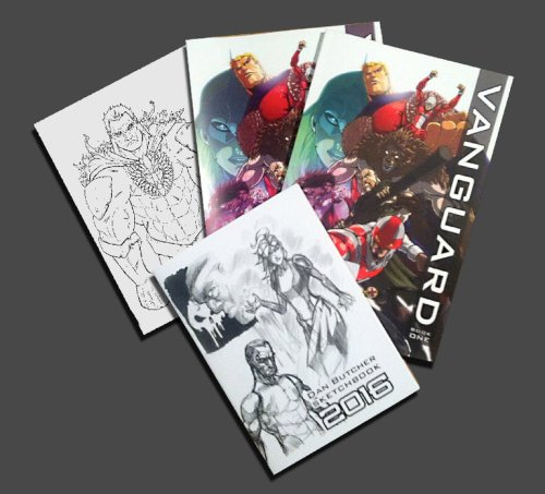 Vanguard book one pack