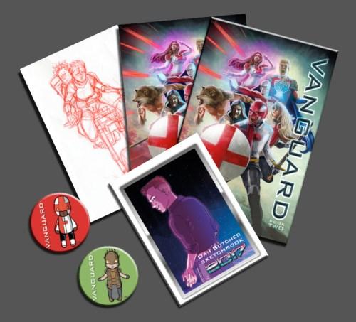 Vanguard book two pack