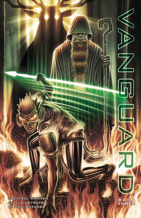 Vanguard book three cover