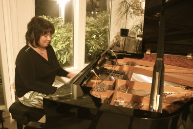 A piano serenade by the talented Ms. Alina Kratova