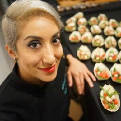 Chef Karla Navarro