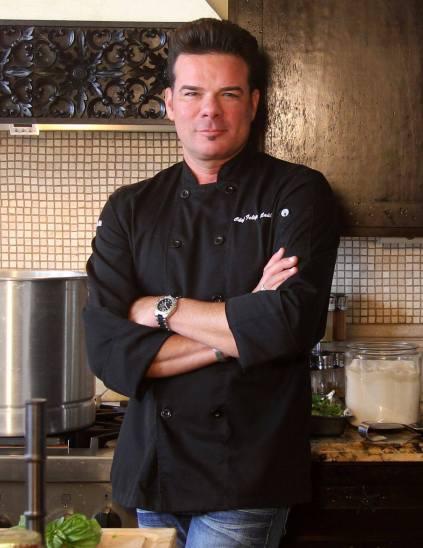 Chef Felipe Raul Lopez-Torres