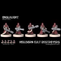 Hellborn Cult Destroyers