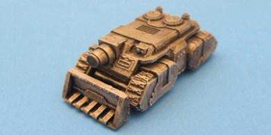 Hemera Siege Tanks