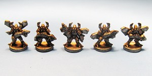 Sectnid Mercenaries