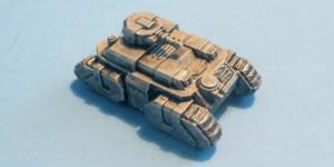 Vesta Support Tanks