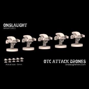 Attack Drones