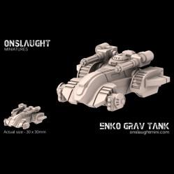 Enko Grav Tanks