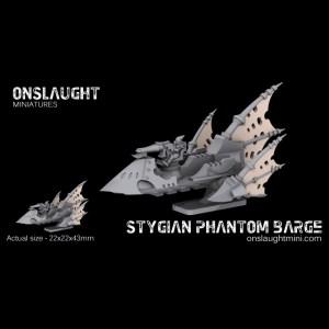 Stygian Phantom Barges