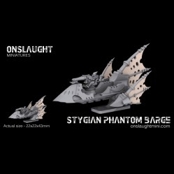 Stygian Phantom Barges