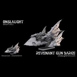 Stygian Revenant Gun Barges