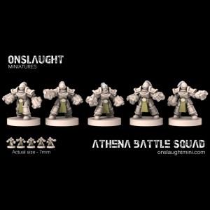 Athena Battle Squad