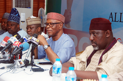 Image result for APC inaugurates 68-member Convention planning committee