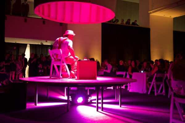 Town Henry Art Gala Dance Party - Vanguard Seattle