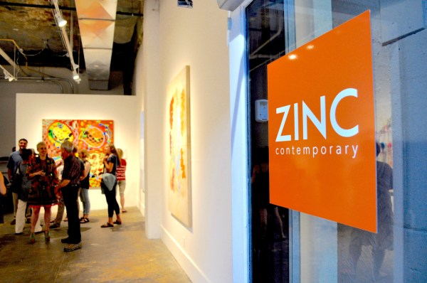 Art Design Zinc Contemporary Makes Mark Pioneer