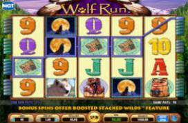 Slots Wolf Run Download