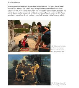 Faits divers | Klik op de afbeelding om te vergroten | Erfgoedverhaal uit de gedichtenbundel Poèmes de Picardie (2009).