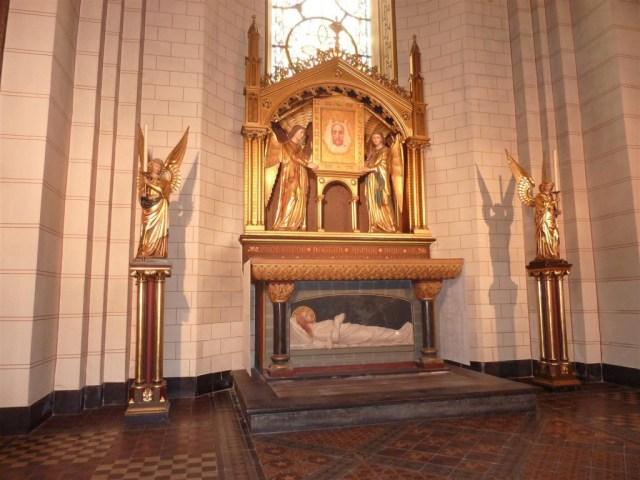 Kapel van het heilig Aanschijn in de Servaaskerk te Maastricht