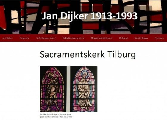 Sacramentskerk Tilburg Jan Dijker