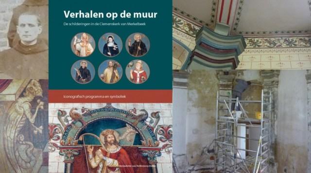 Clemenskerk inkijkexemplaar Verhalen op de muur