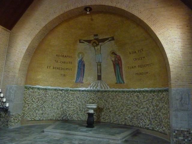 Lambert Lourijsen Zandvoort   Calvariegroep in de Agathakerk van Pierre J.J.M. Cuypers uit 1928. Foto bvhh.nu 2014.