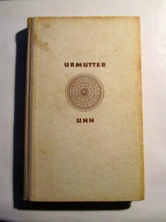 """Cover of """"Urmutter Unn."""""""