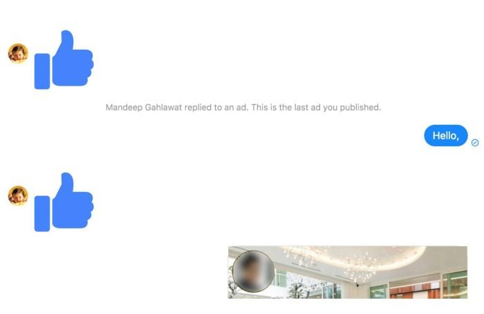 chat facebook messenger marketing