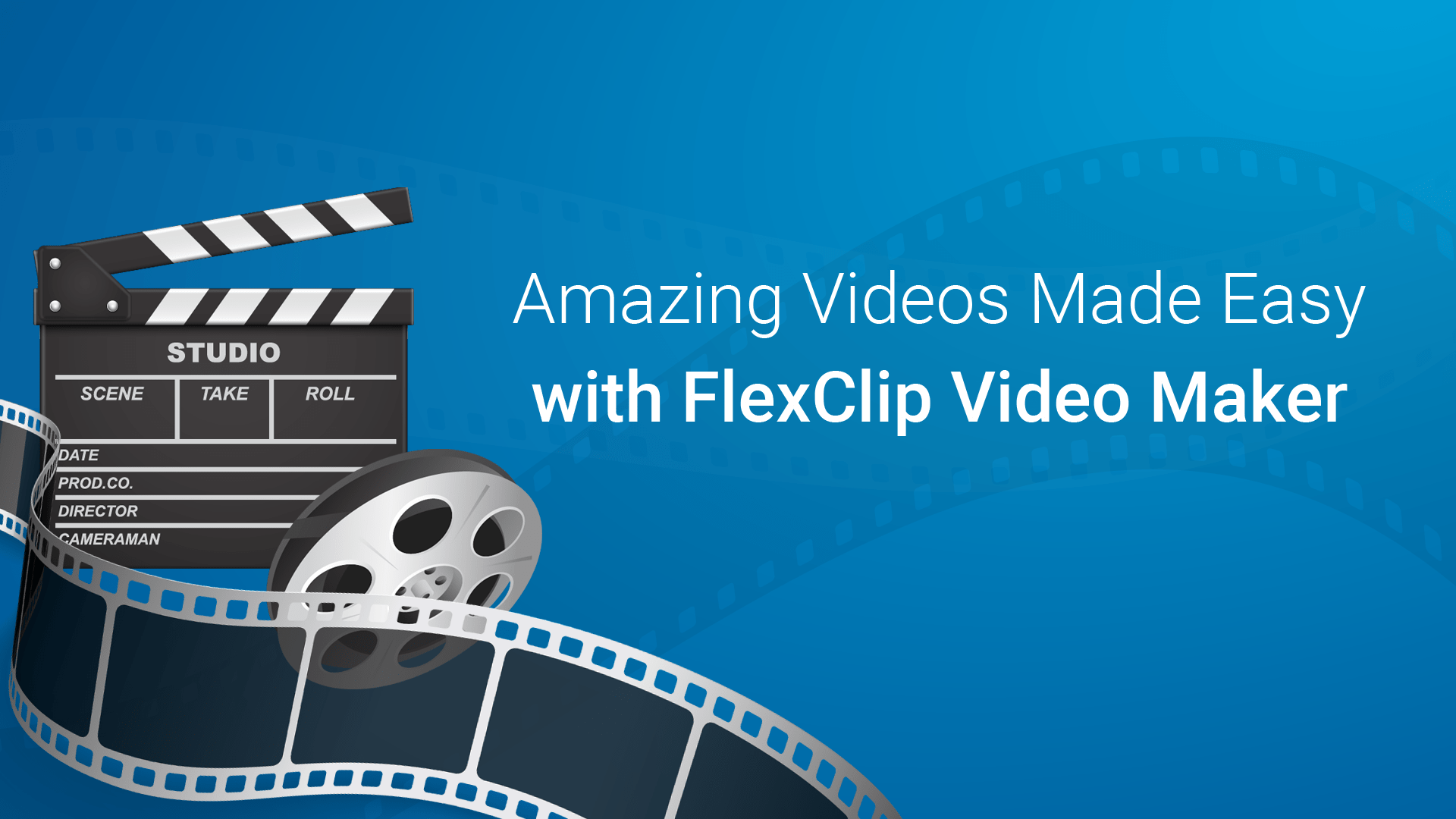 video content with flexclip