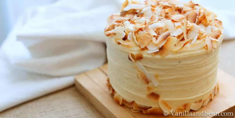 Delicious Hummingbird Cake