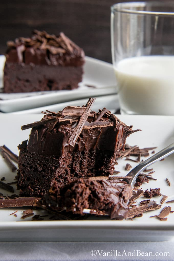 Chocolate Decadence | VanillaAndBean.com #Reicpe #Valentine's #GlutenFree