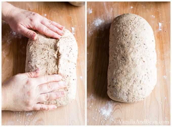 Multigrain Bread (vegan)| Vanilla And Bean