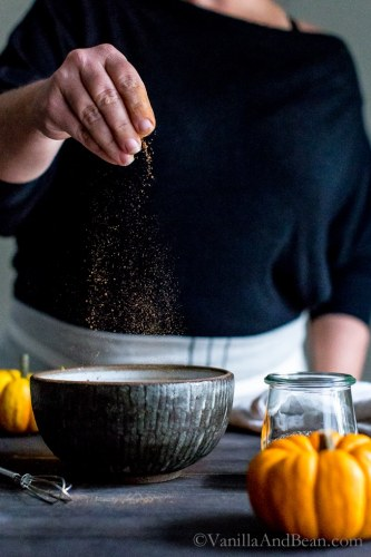 Quick to whip up and make ahead easy.Pumpkin and Spice Chia Pudding will keep for days in the fridge, ready when you are for a quick breakfast or snack. vegan + gluten free