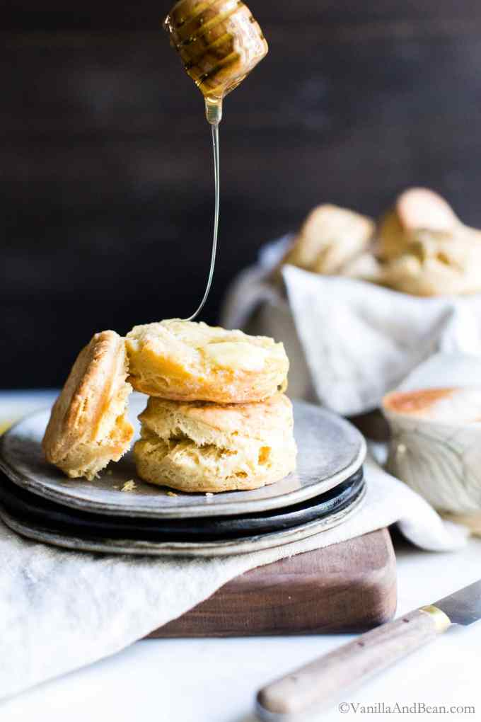How to Make Sourdough Biscuits from Scratch