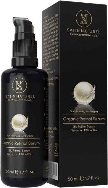 Sérum Rétinol satin naturel