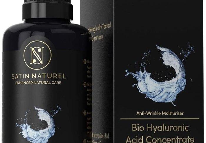 Satin Naturel (Amazon) : des soins magiques ?