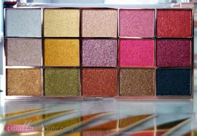 avis palette revolution beauty foil frenzy