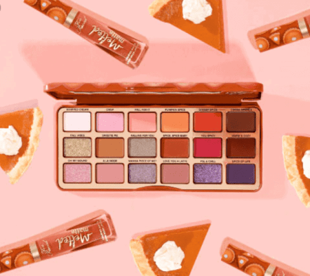 BON PLAN :  Palette Pumpkin Spice Warm & Spicy de Too Faced à 34€