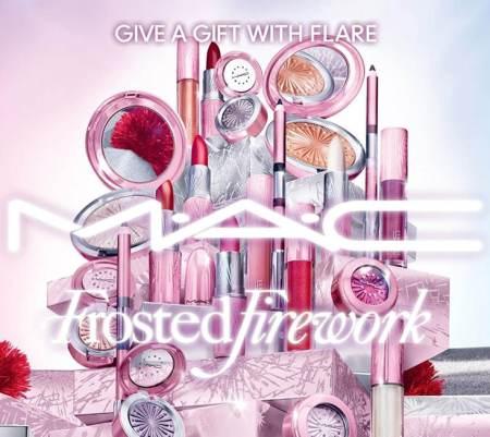 La Collection Noël 2020 de MAC : Frosted Firework