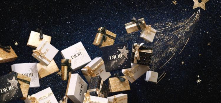 La Collection Noël 2020 et les coffrets de Dior