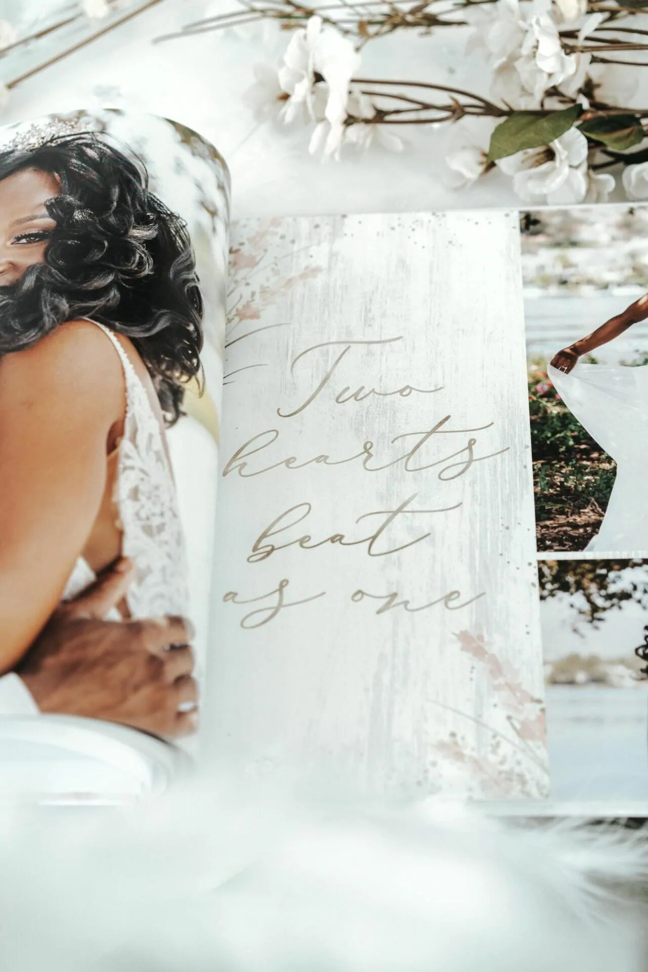 Flush mount wedding albums 10