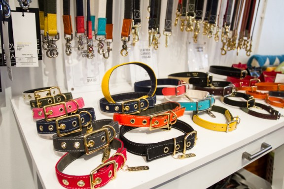New York Pet Boutique Lovethybeast Collars   Vanillapup