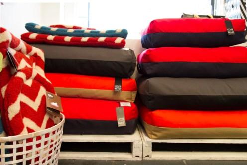 New York Pet Boutique Lovethybeast Beds | Vanillapup