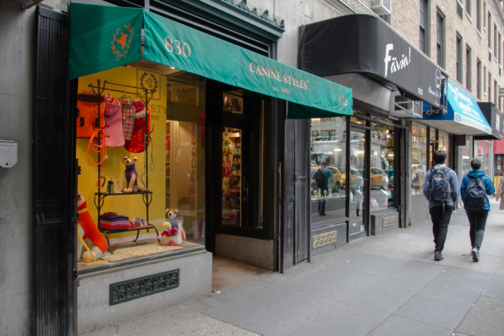 New York Pet Boutique Canine Styles Store   Vanillapup