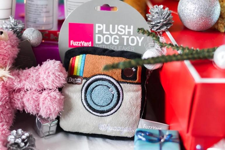 FuzzYard Plush Toy Instagram | Vanillapup