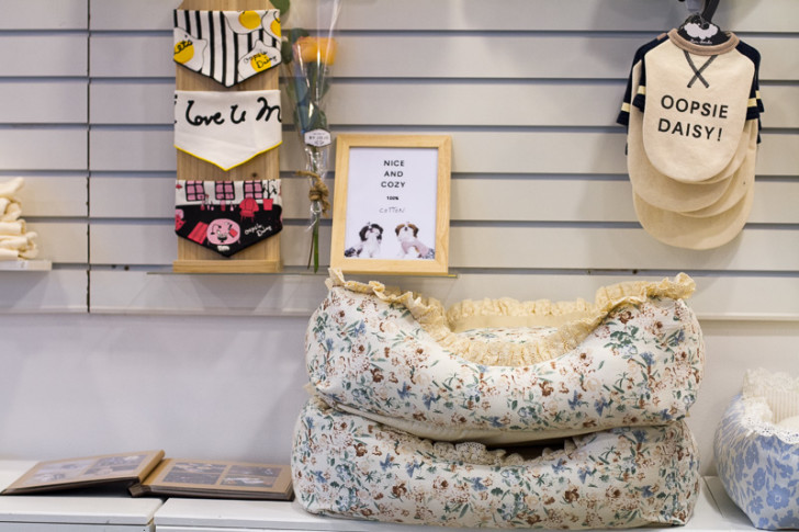 Oopsie Daisy Reversible Dog Beds