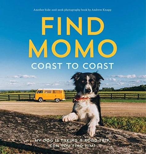 Find Momo Coast to Coast   Vanillapup
