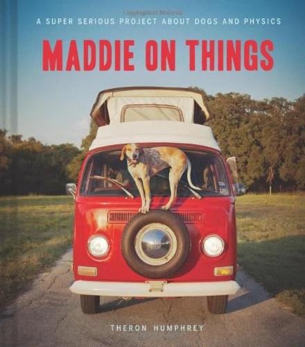 Maddie on Things   Vanillapup