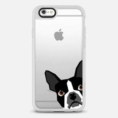Boston Terrier Phone Case   Vanillapup